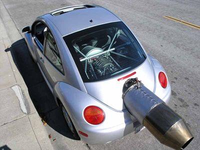 Jet Beetle